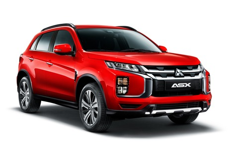 This Is What The 2020 Mitsubishi Rvr Could Look Like The Car Guide