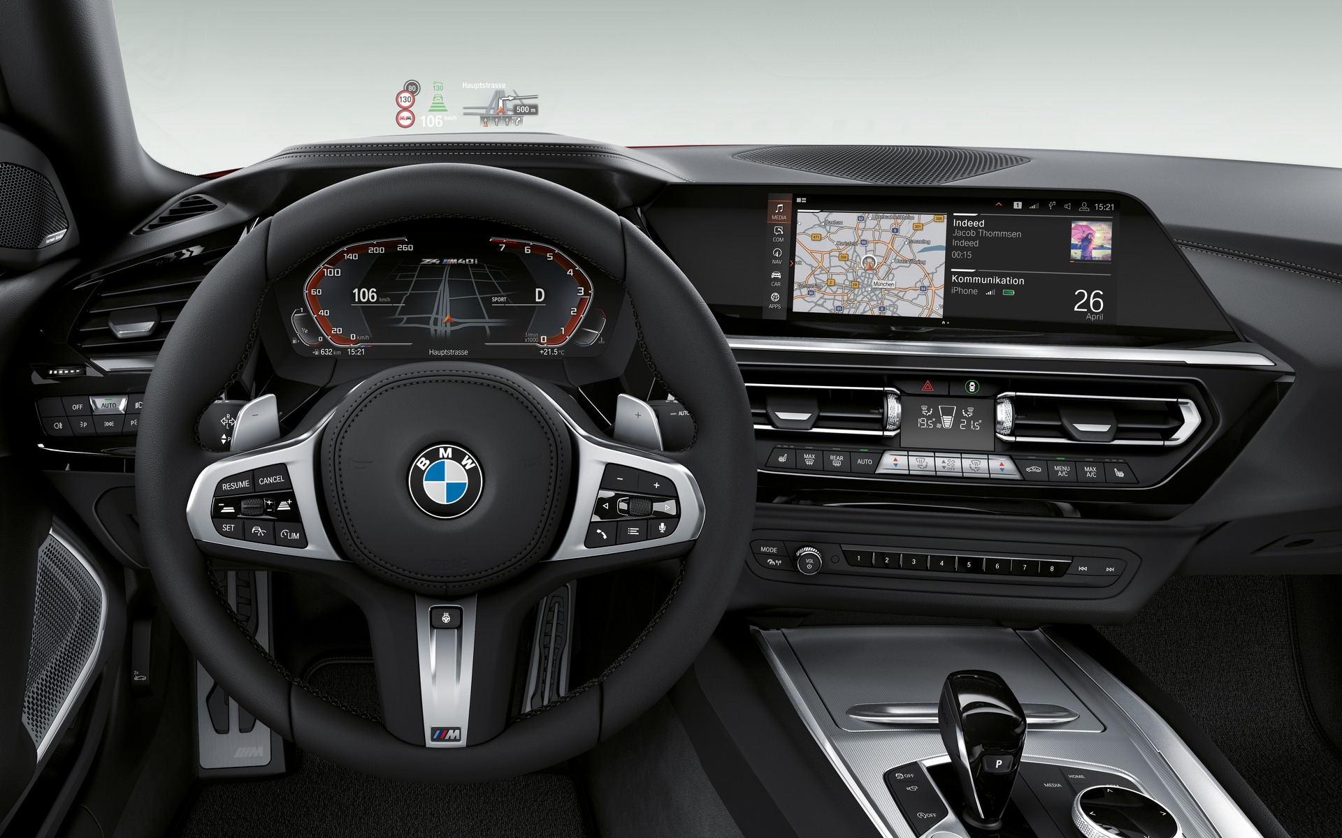 Five Things To Know About The 2019 Bmw Z4 The Car Guide
