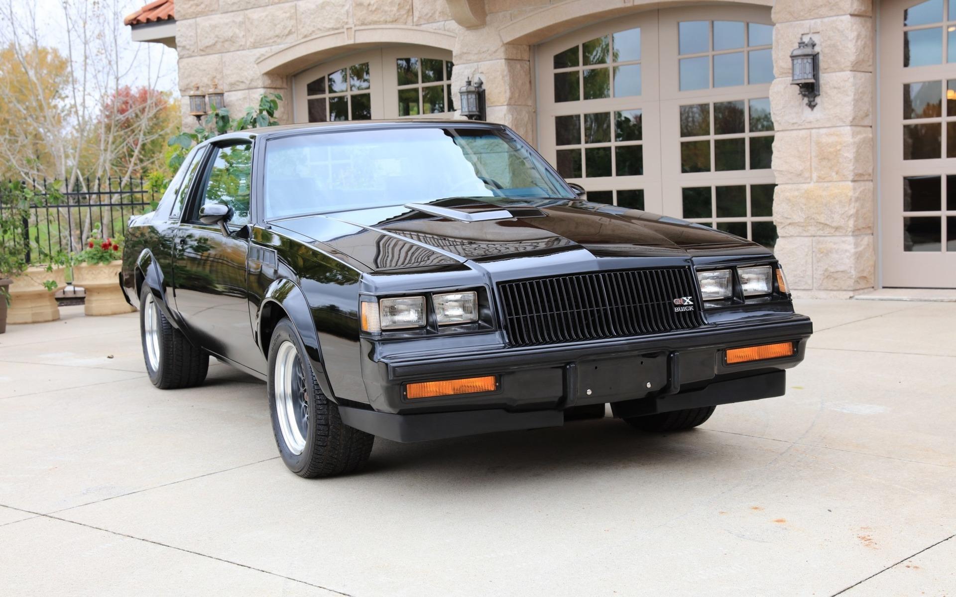 Cette Buick GNX est encore neuve 32 ans plus tard 366837_Buick