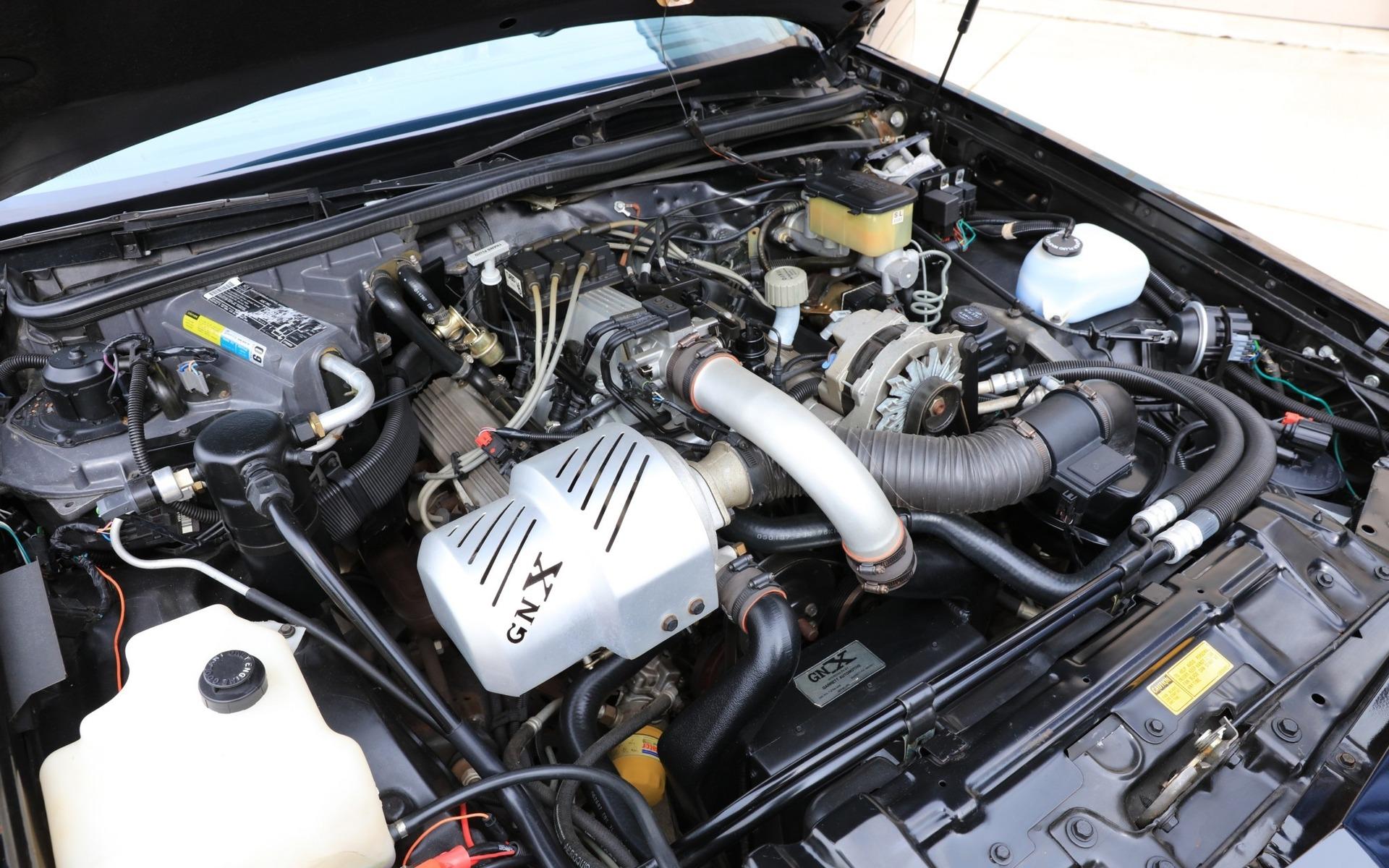 Cette Buick GNX est encore neuve 32 ans plus tard 366841_Buick