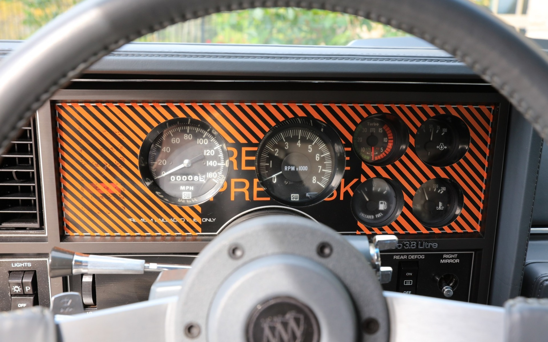 Cette Buick GNX est encore neuve 32 ans plus tard 366844_Buick