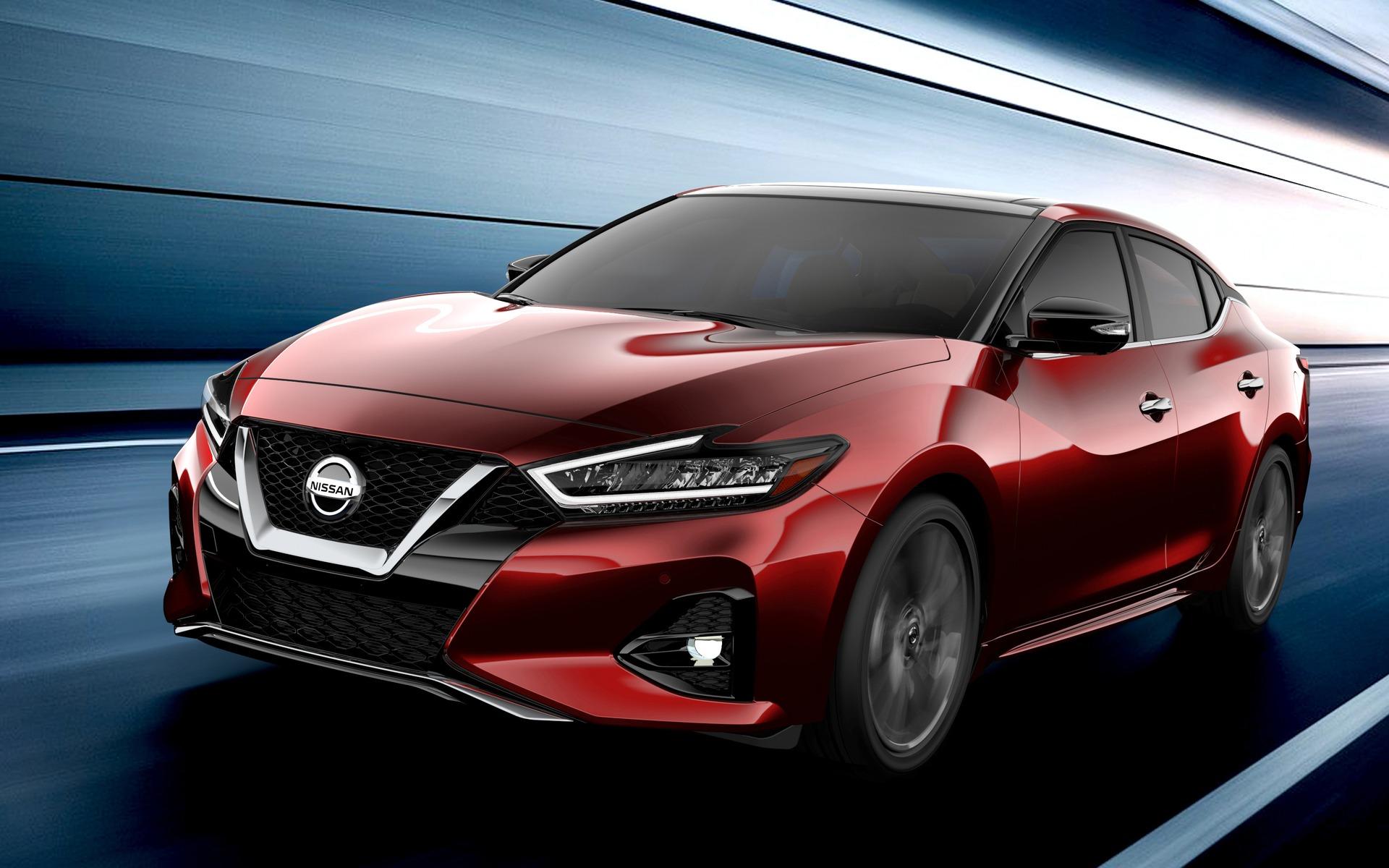 <p>Nissan Maxima</p>