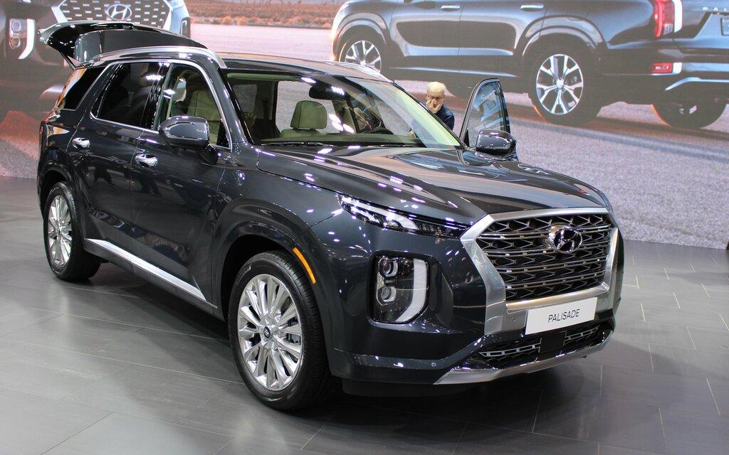 2020 Hyundai Palisade Makes Canadian Premiere In Toronto