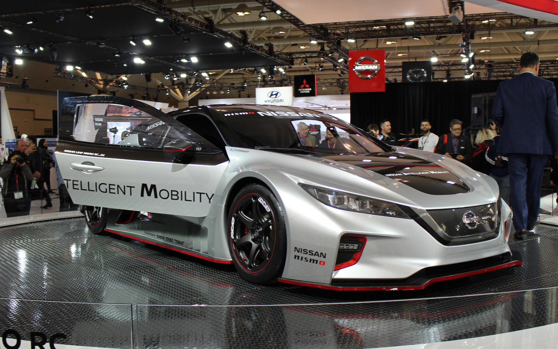 <p>Nissan LEAF Nismo RC</p>