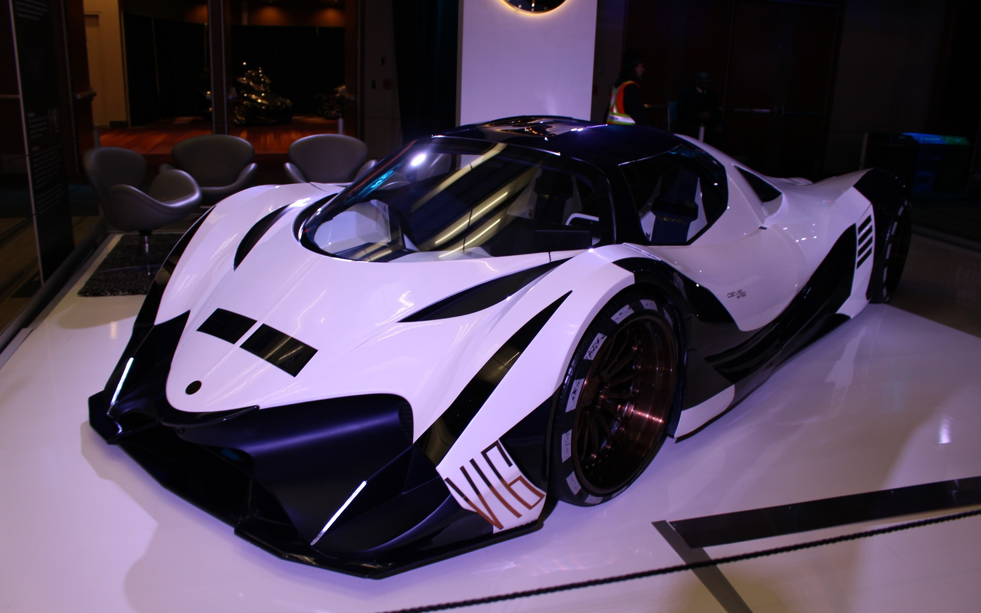 Devel Sixteen Makes North American Debut At The Toronto Auto Show