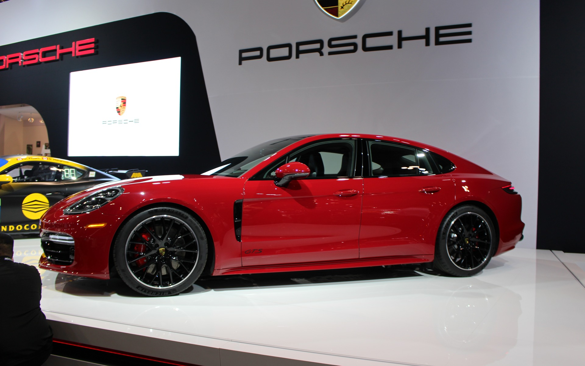 Porsche Presents Panamera Gts And 718 Cayman Gt4 Clubsport