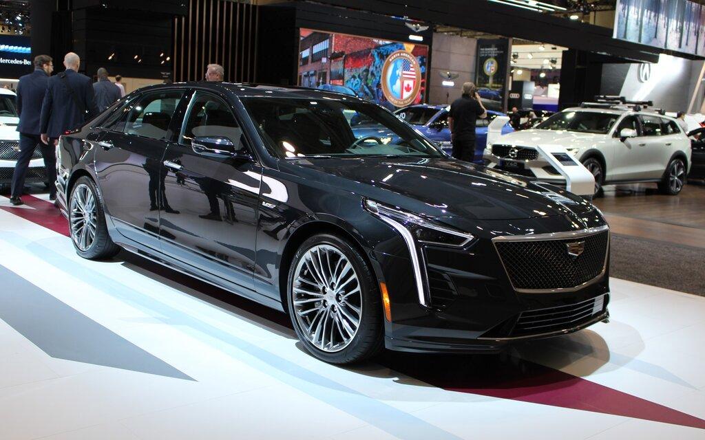 Les Cadillac CT6-V 2019 et Cadillac XT6 2020 dévoilés à Toronto - Guide Auto