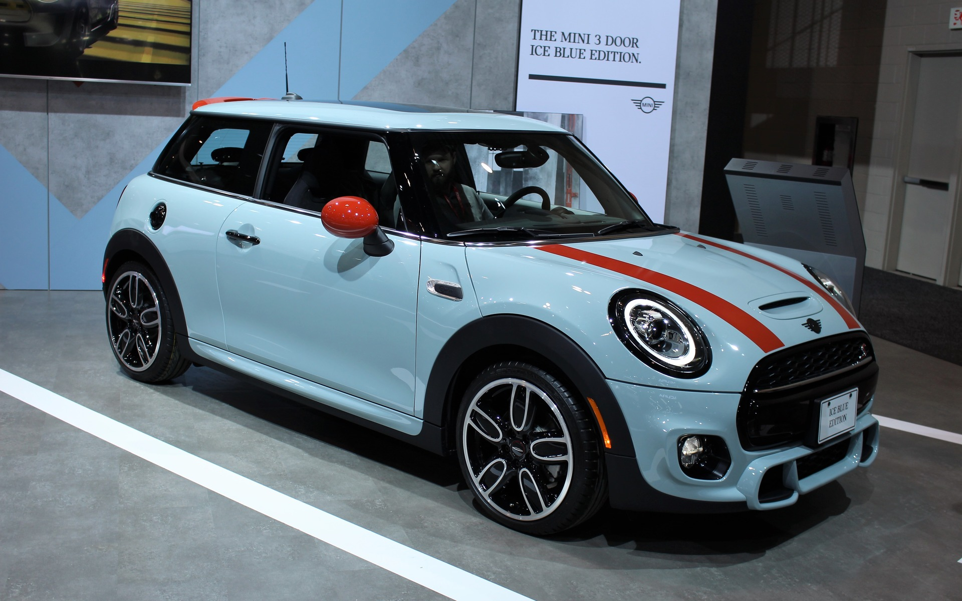 Mini Cooper S 3 Door Ice Blue Edition Launched In Toronto The Car