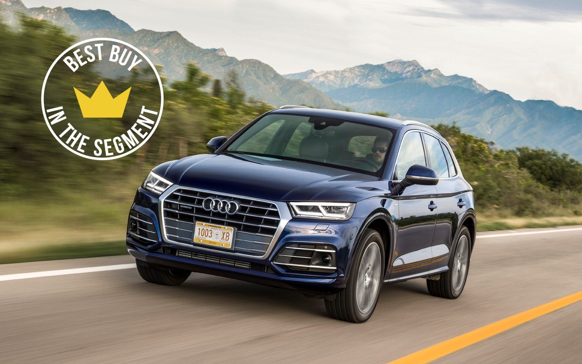 The Car Guide's 2019 Best Buys: Audi Q5 - The Car Guide