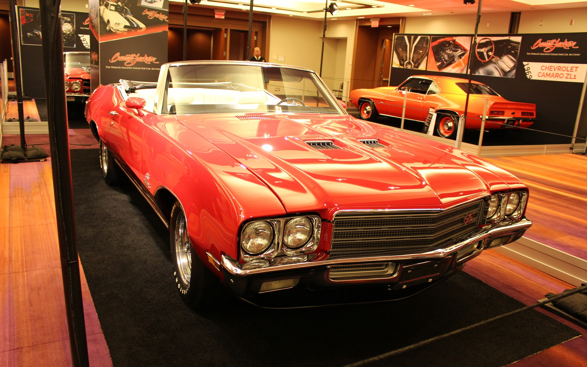 <p>1971 Buick GS 455 Stage 1 Convertible</p>