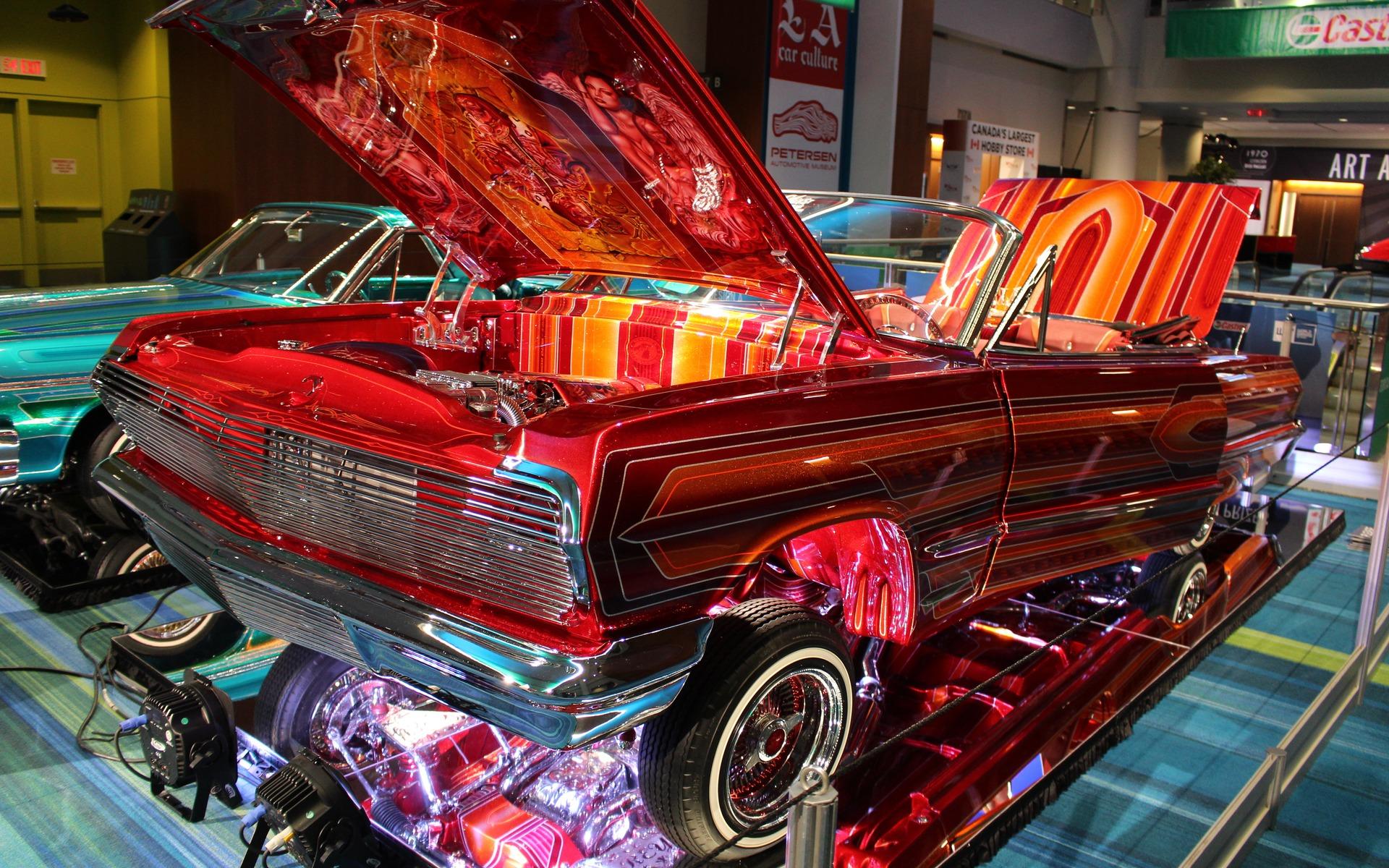 <p>1963 Chevrolet Impala</p>