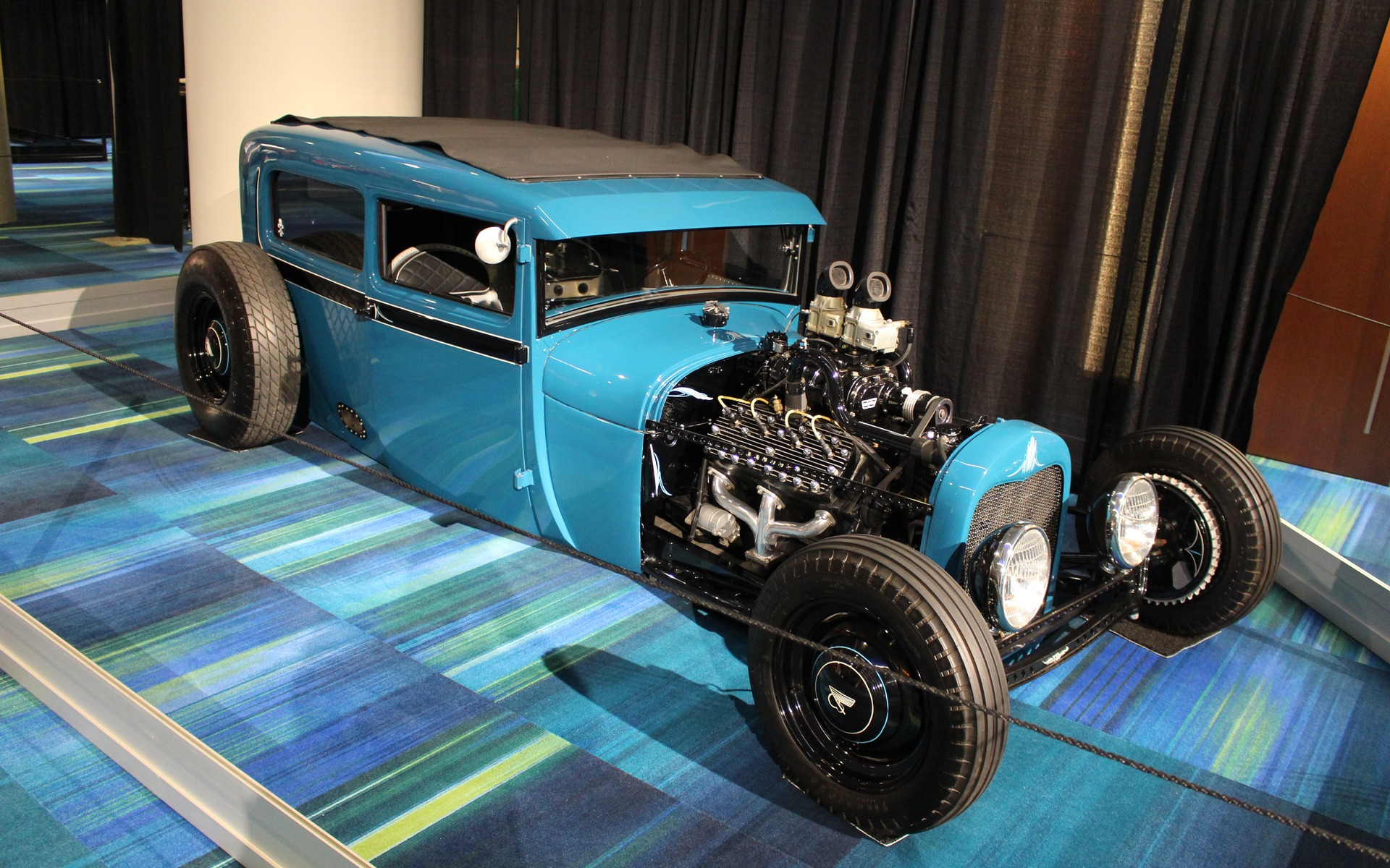 <p>1929 Ford Tudor Custom</p>