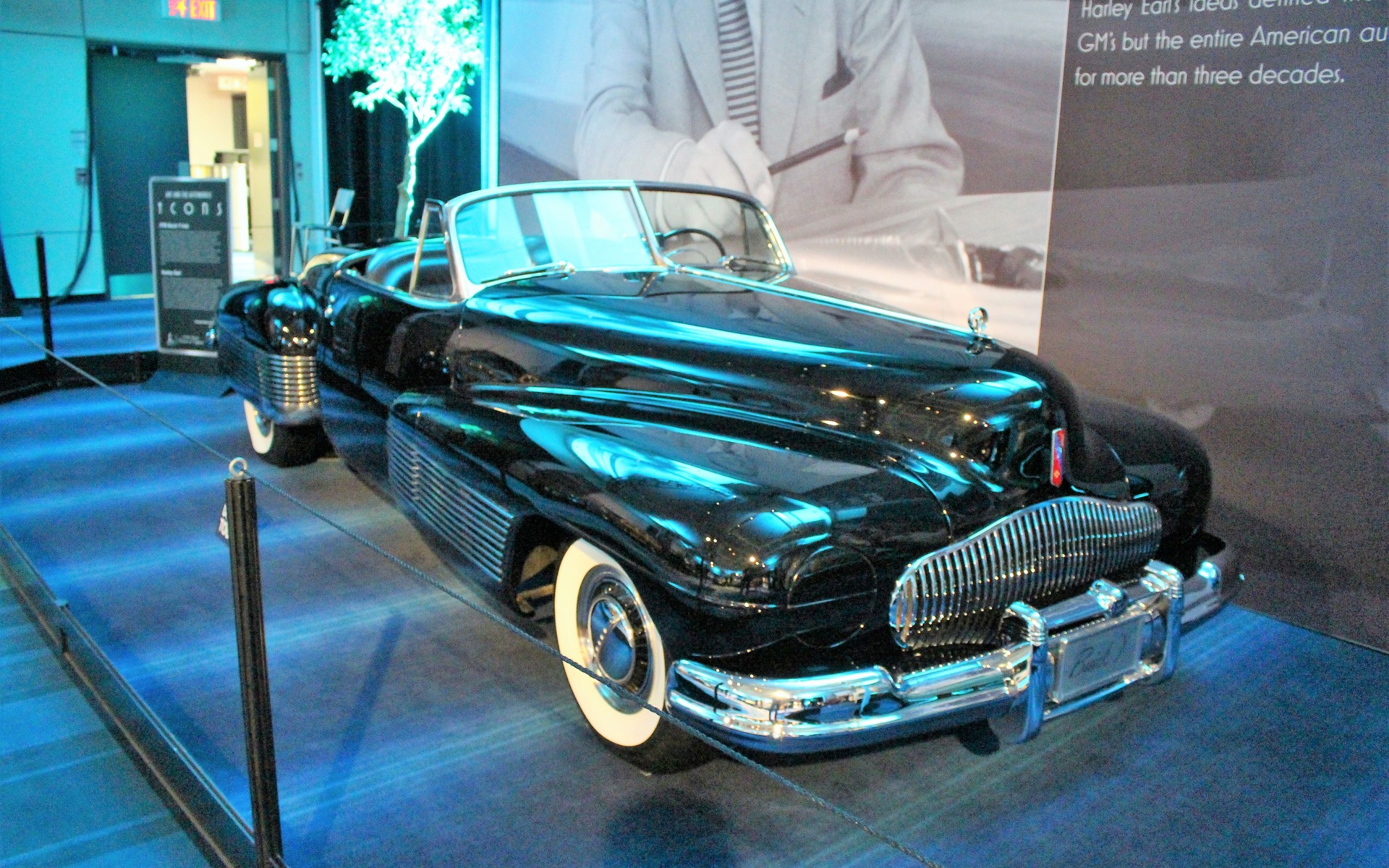 <p>1938 Buick Y-Job</p>