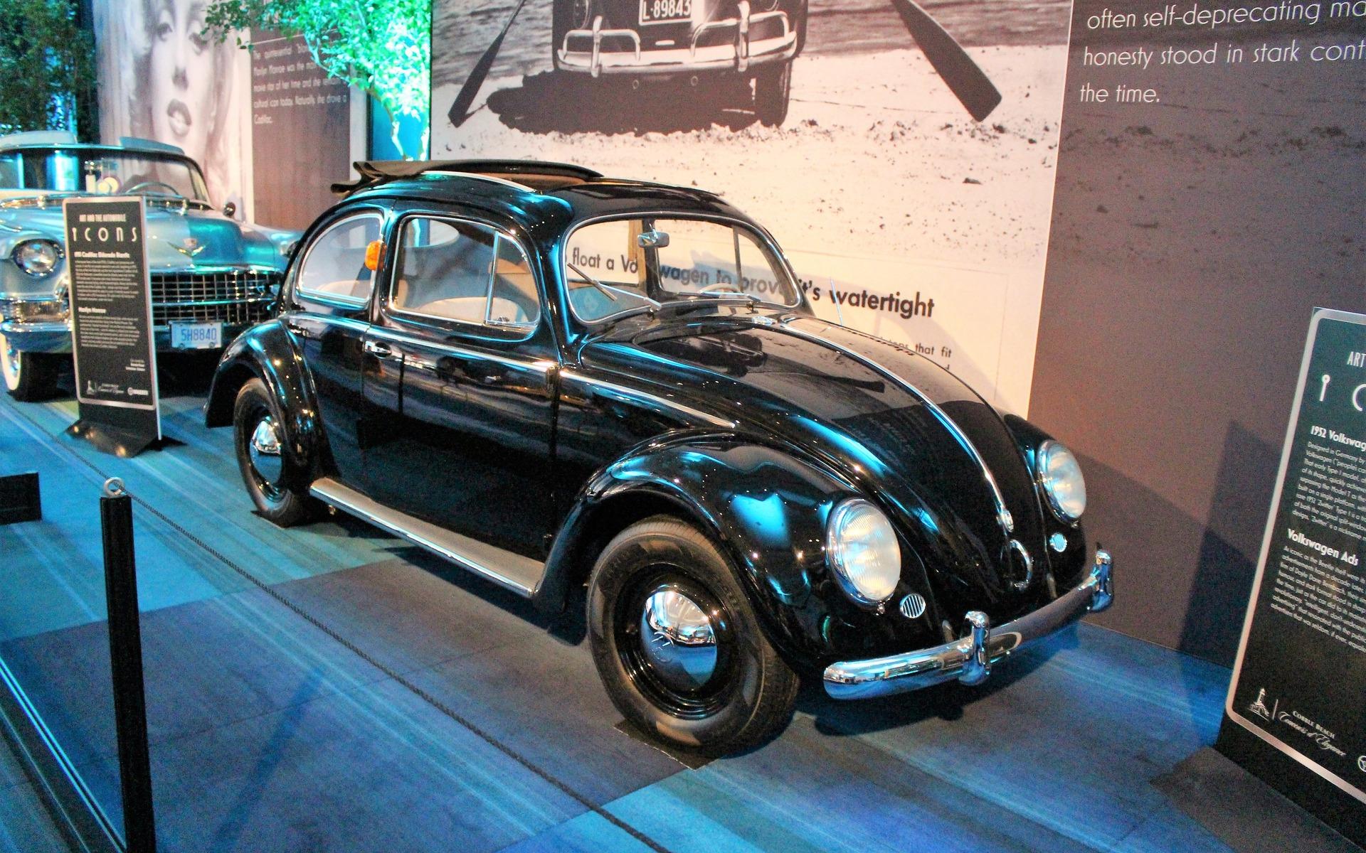 """<p>1952 Volkswagen Beetle Type 1 """"Zwitter""""</p>"""