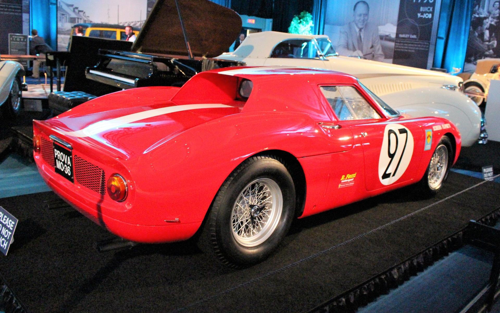 <p>1964 Ferrari 250 LM</p>