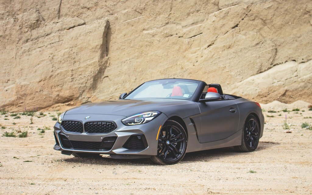 BMW Palm Springs >> 2019 BMW Z4 sDrive30i: No Need to Worry - The Car Guide