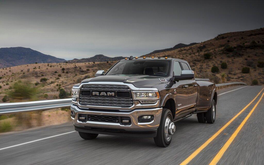Ram Heavy Duty 2019 : direction Las Vegas pour le conduire ...