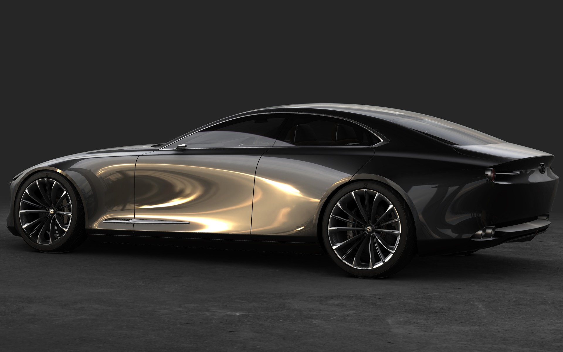 The Car Guide S Best Design For 2019 Mazda Vision Coupe The Car Guide