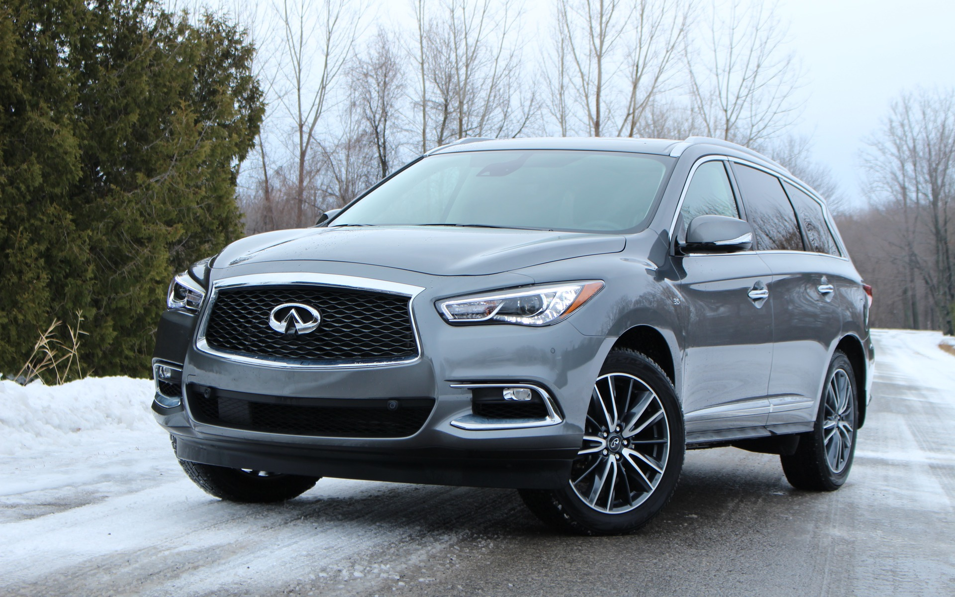 2019 Infiniti QX60: New Package, Design, Specs >> 2019 Infiniti Qx60 Versatility First The Car Guide
