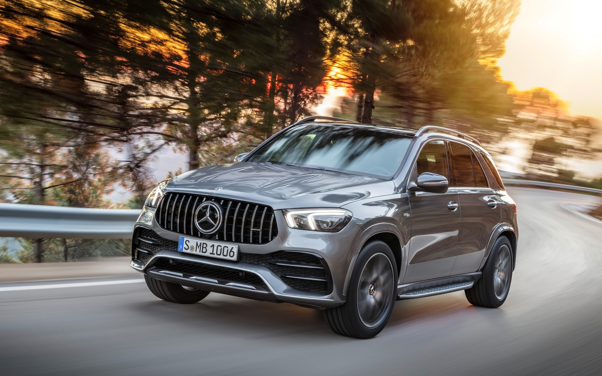 The 2020 Mercedes-AMG GLE 53 4MATIC+ Appears - The Car Guide