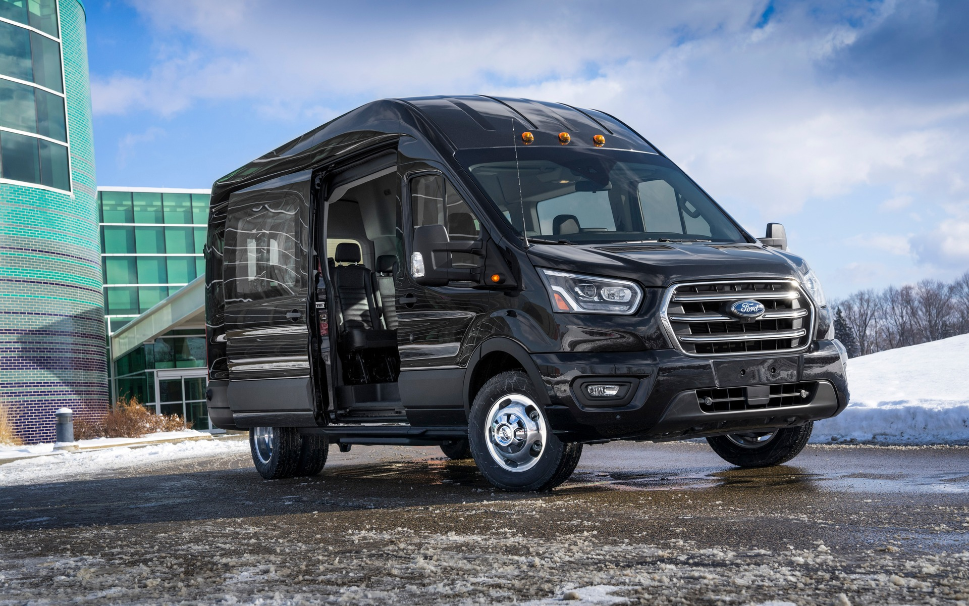 Here's the 2020 Ford Transit - The Car Guide