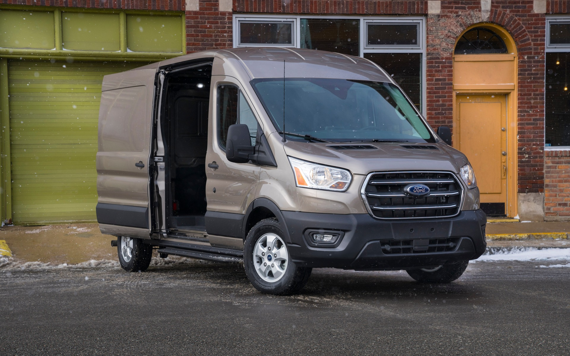 842c6e22fdd39f Here s the 2020 Ford Transit - The Car Guide