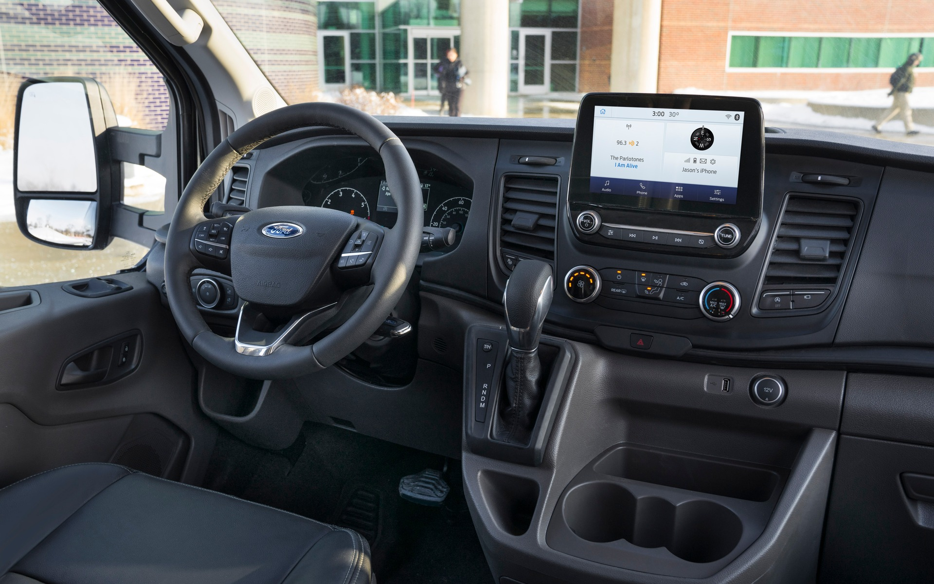 Ford Transit Wagon >> Here's the 2020 Ford Transit - The Car Guide