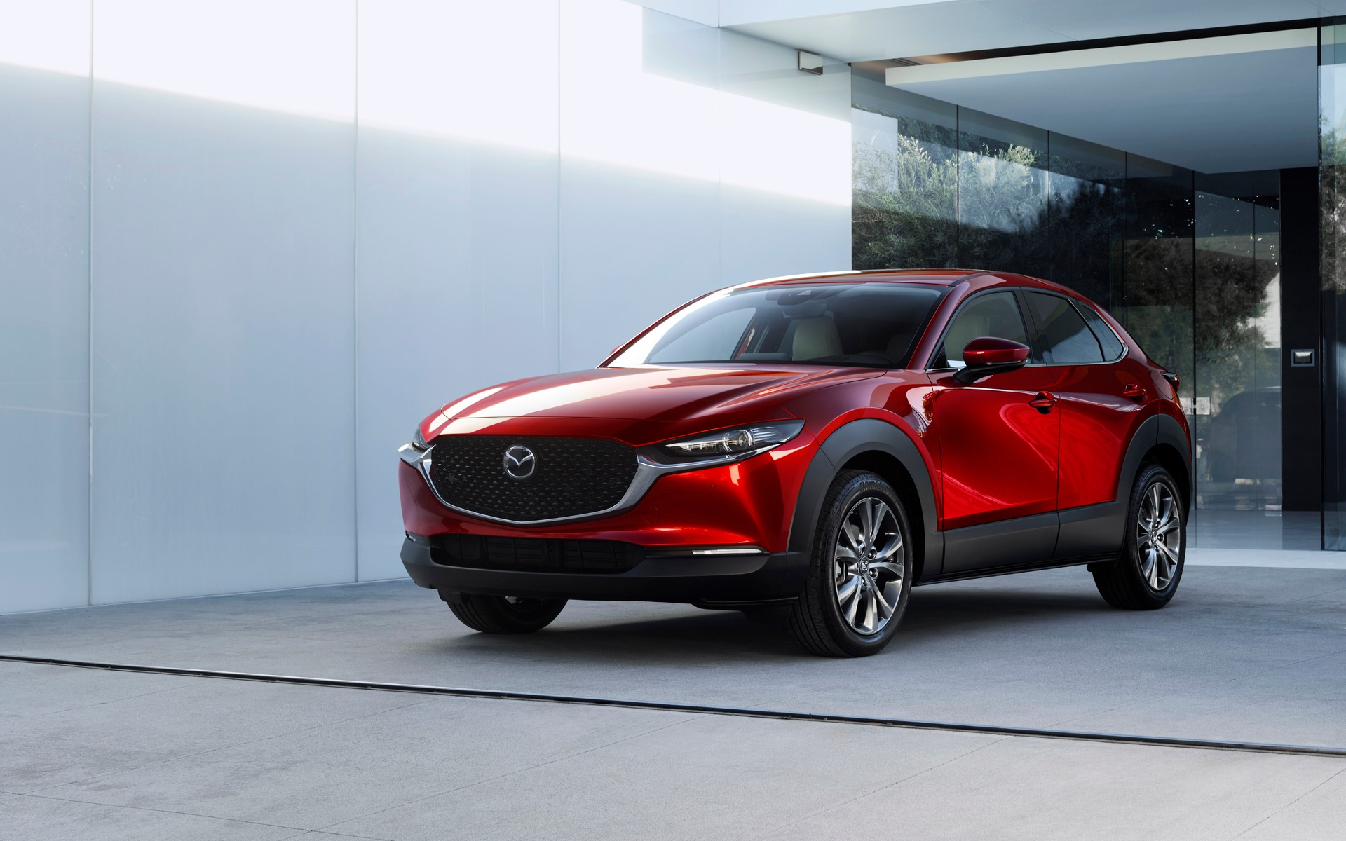 2020 Mazda CX-9 Redesign And New Colors >> All New 2020 Mazda Cx 30 Makes World Debut And We Want It Here Fast