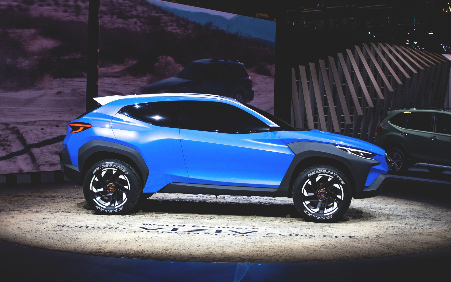 Subaru VIZIV Adrenaline Concept Takes Styling to a New Level