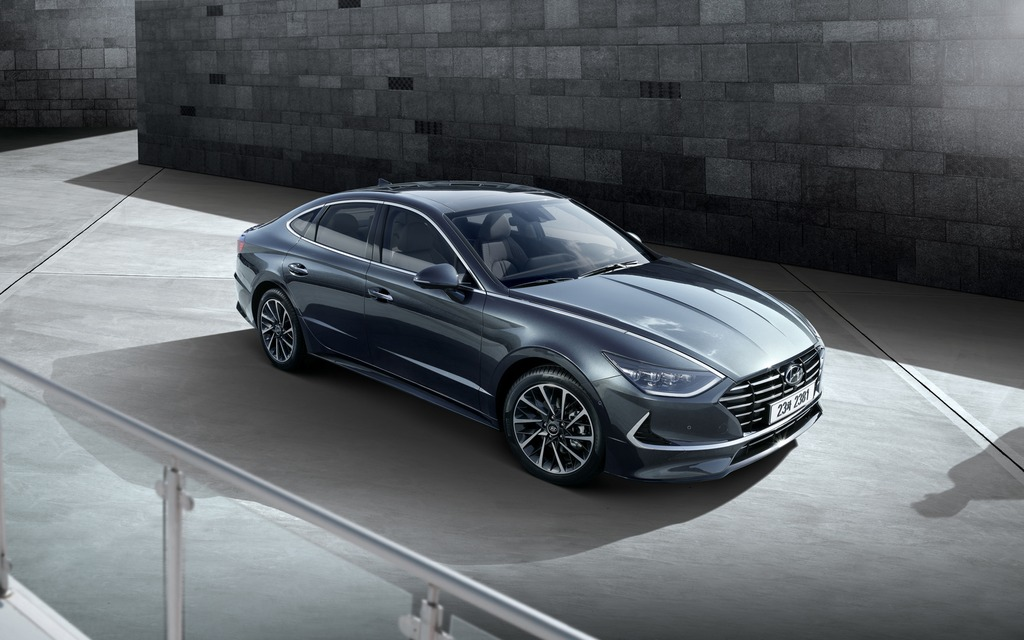 Hyundai Derniers Modèles >> Voici La Nouvelle Hyundai Sonata 2020 Guide Auto