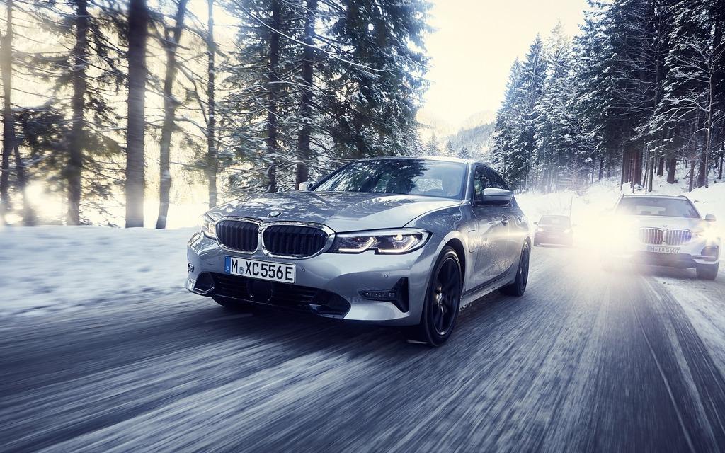<p>BMW 330e</p>