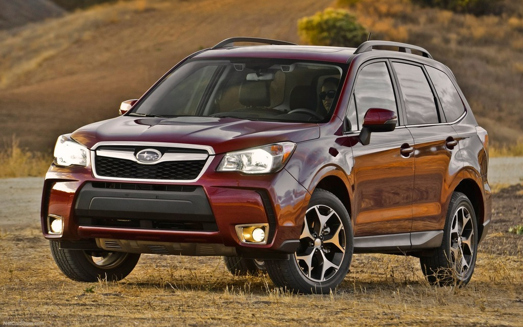 <p>Subaru Forester 2015</p>