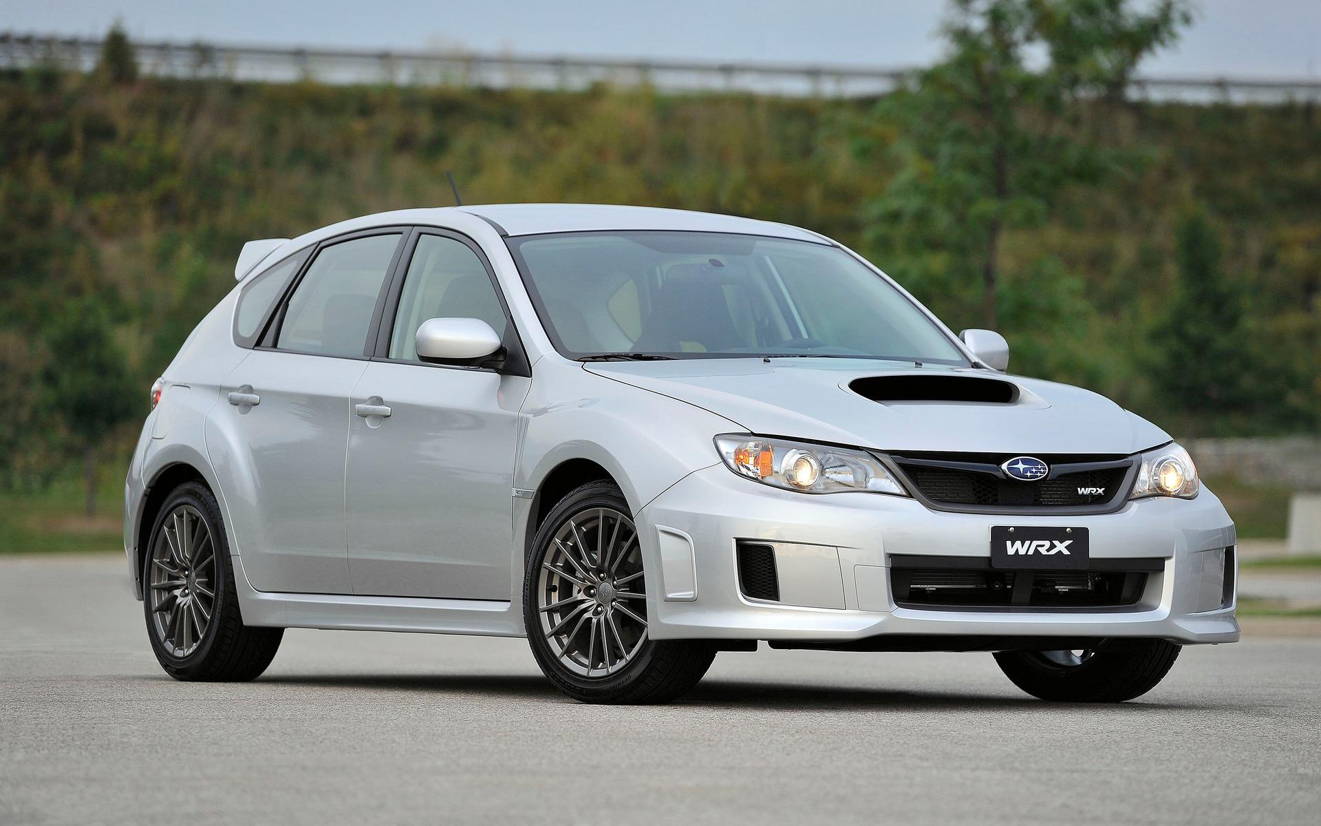 <p>Subaru WRX 5 portes 2012</p>