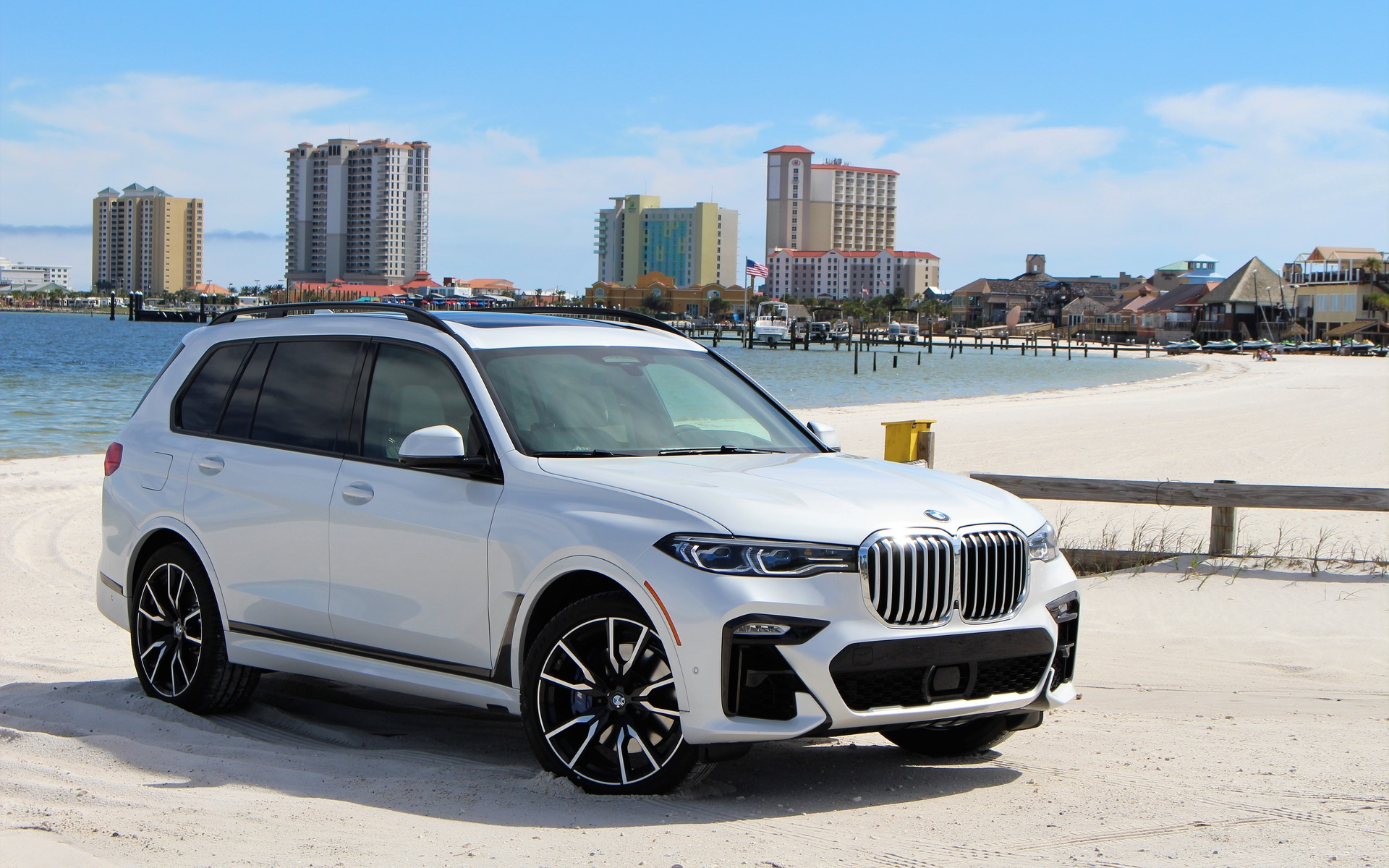 2019 BMW X7: Top of the Ladder - The Car Guide