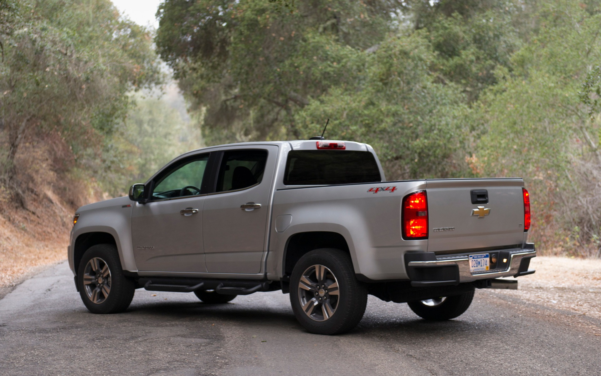 <p>Chevrolet Colorado</p>