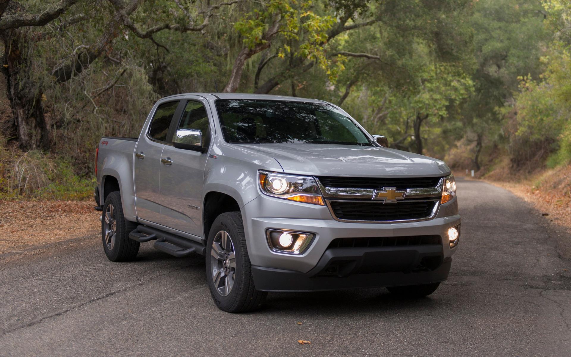 <p>Chevrolet Colorado</p>
