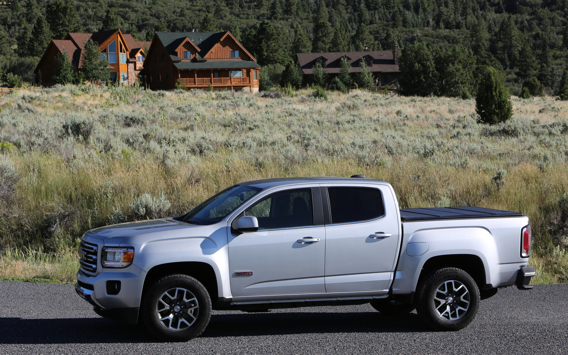 <p>GMC Canyon</p>