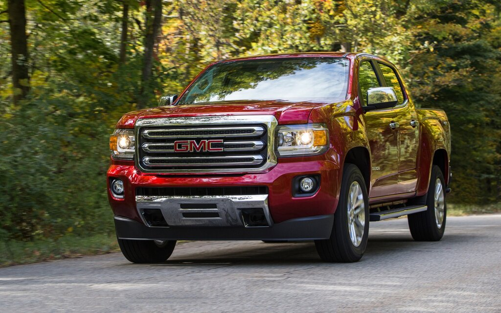 Chevrolet Colorado Gmc Canyon Lose Their Manual Manual Guide