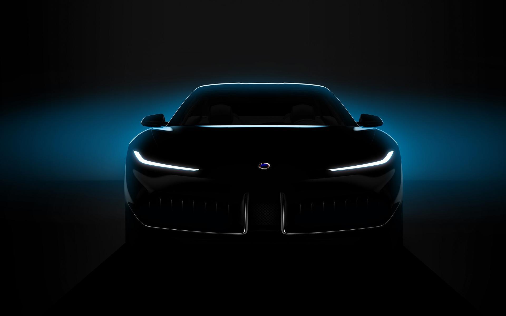Upcoming Karma concept designed by Pininfarina