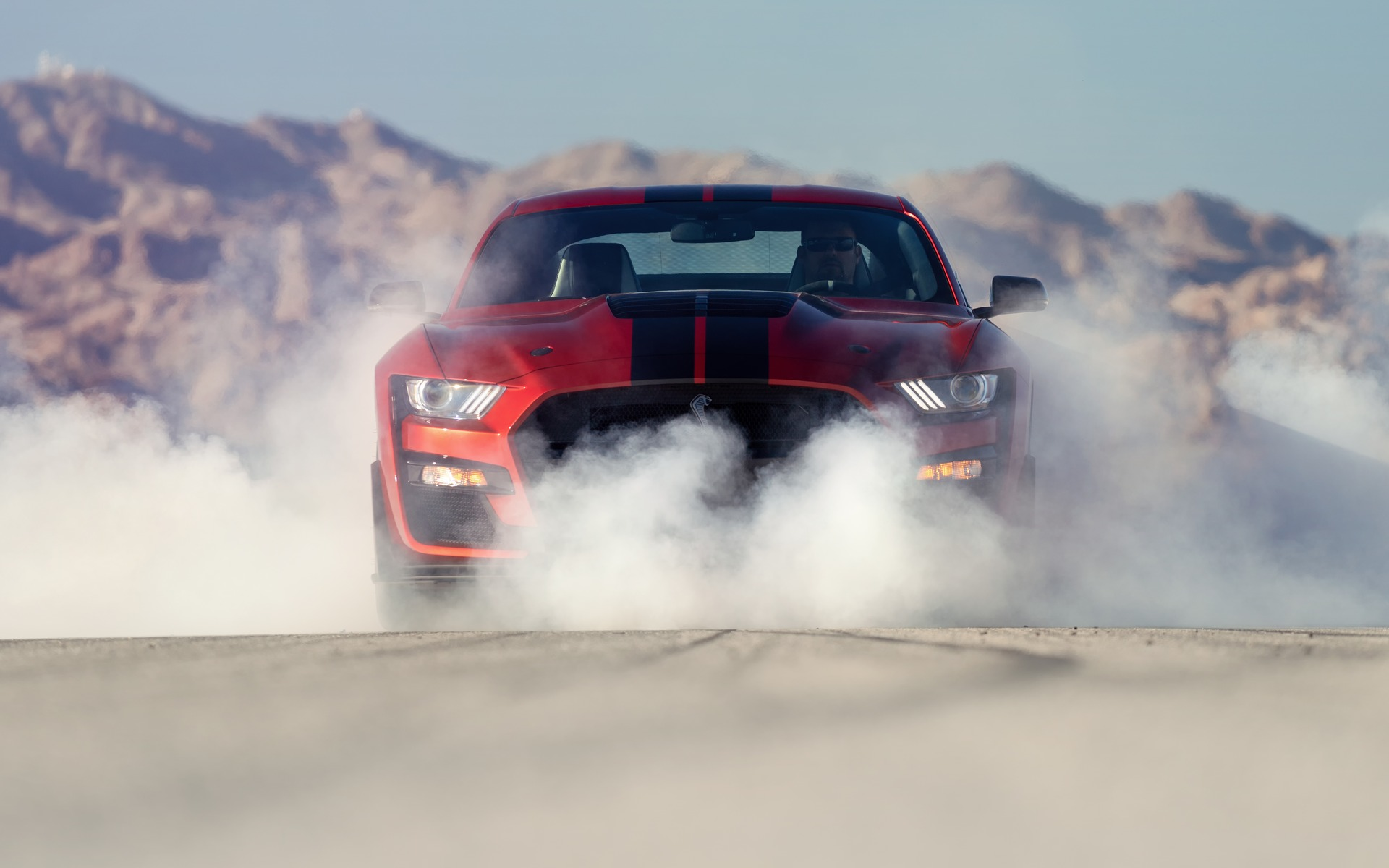 2020 ford mustang shelby gt500 700 hp and a speed limit the car