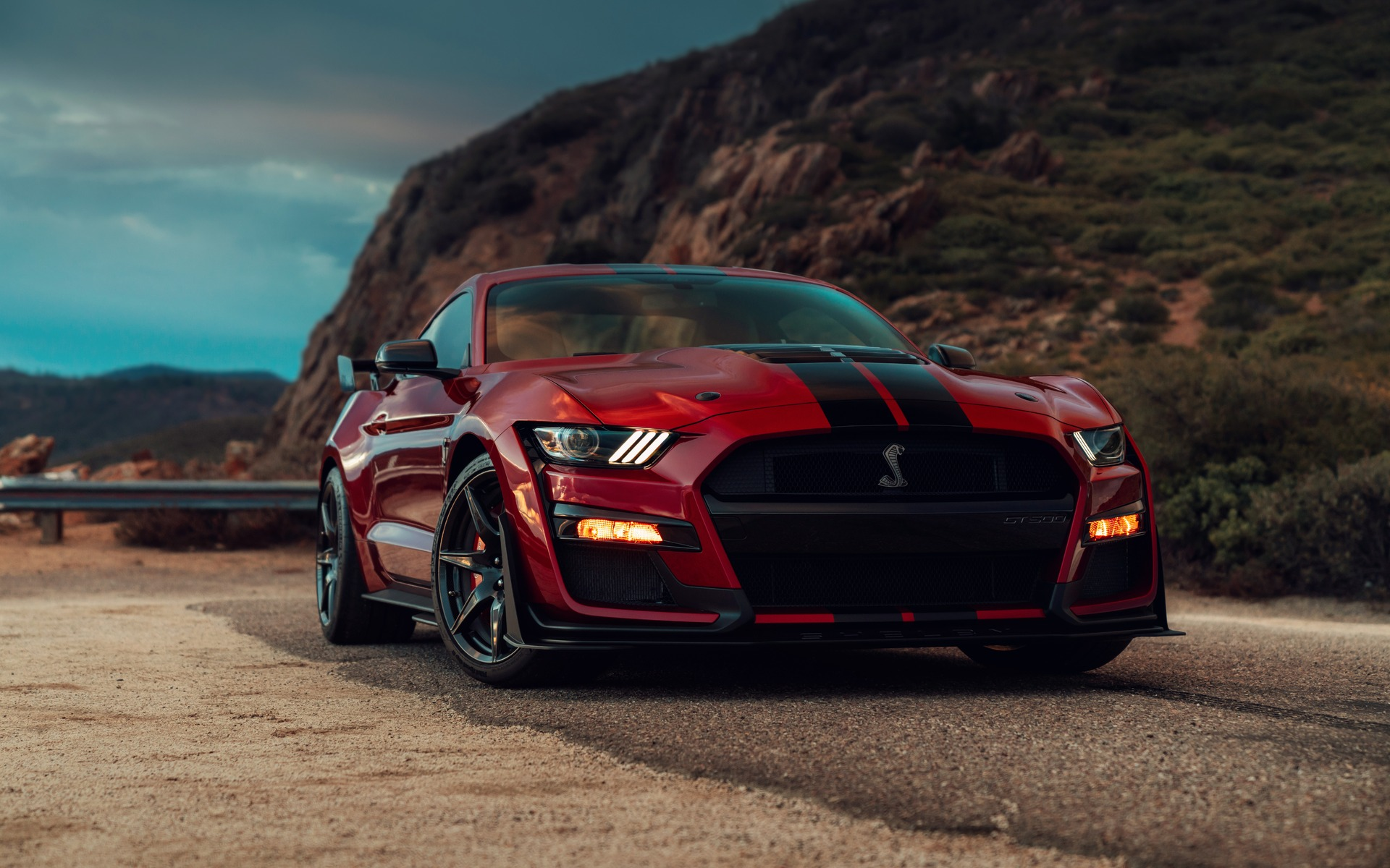 2020 Ford Mustang Shelby Gt500 700 Hp And A Speed Limit The