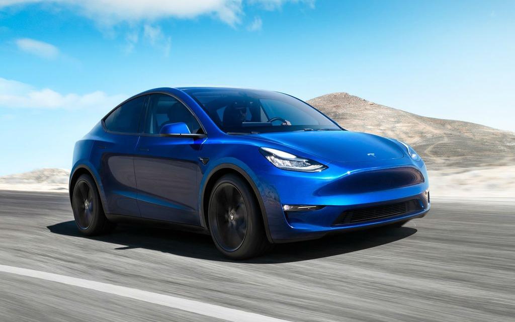Tesla Model Y: le voici, le nouveau VUS de Tesla 370838_Tesla