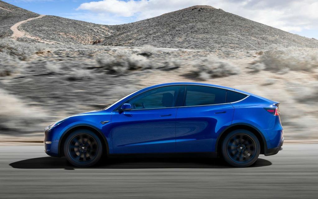 Tesla Model Y: le voici, le nouveau VUS de Tesla 370840_Tesla