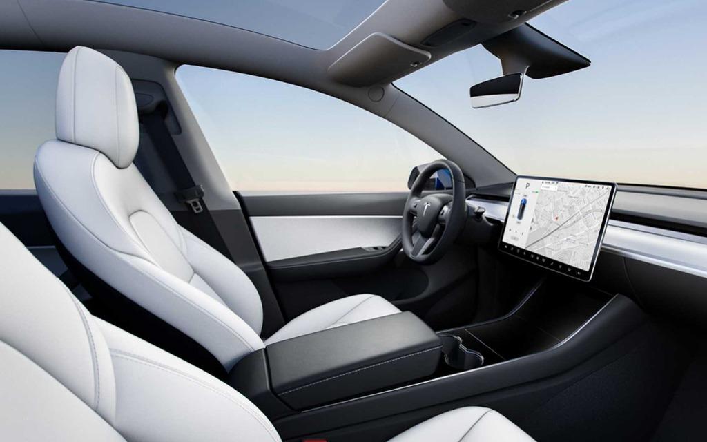 Tesla Model Y: le voici, le nouveau VUS de Tesla 370852_Tesla
