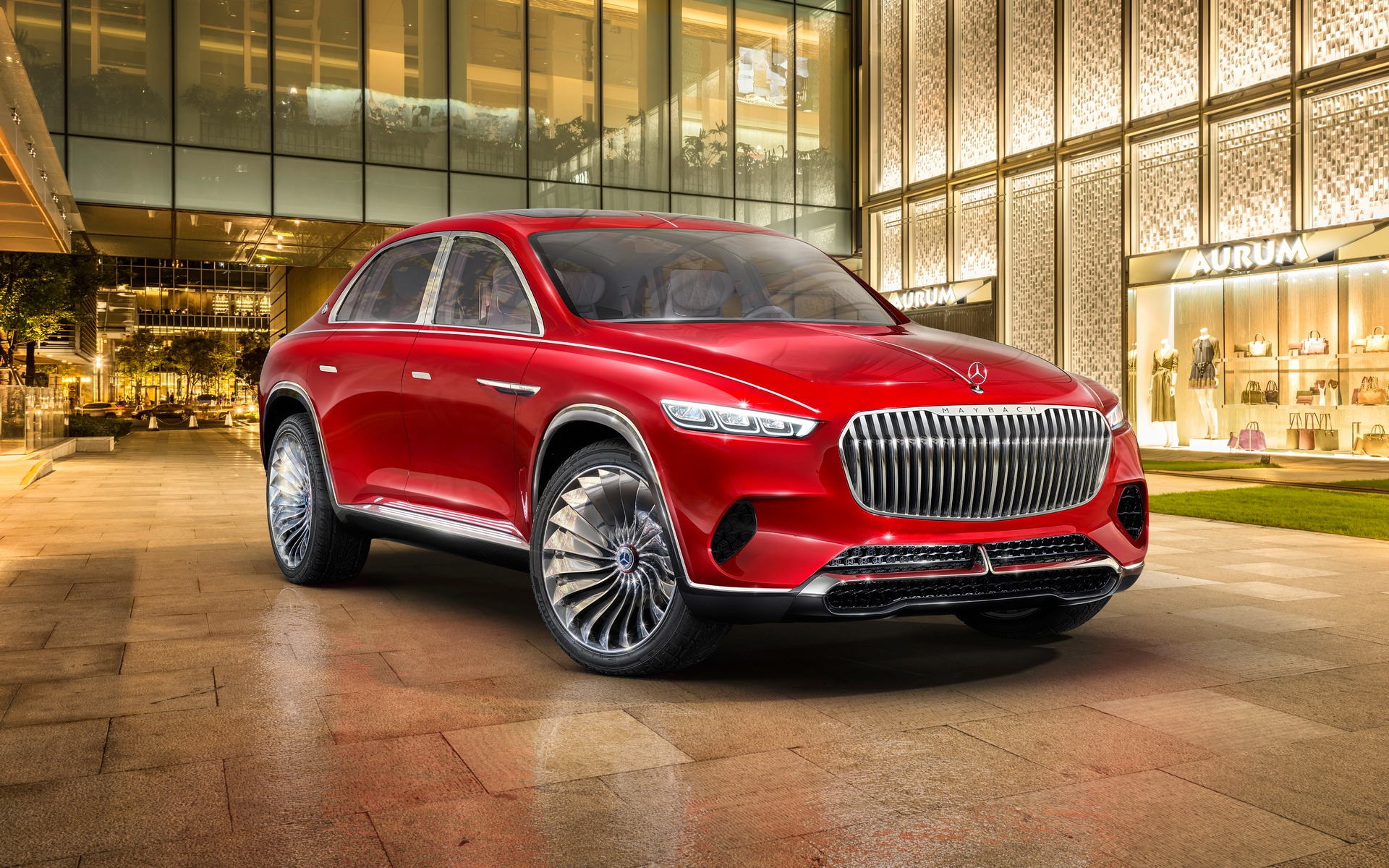 Most Expensive Mercedes >> Mercedes Maybach Gls To Become The Most Expensive Vehicle Built In