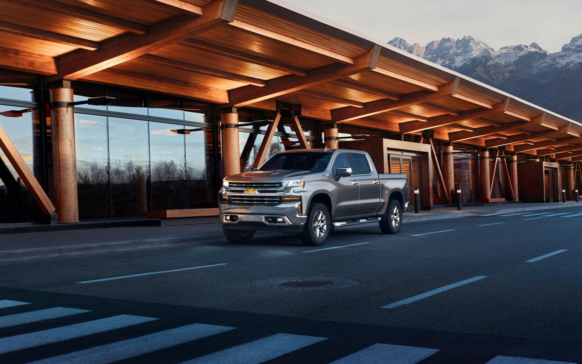 <p>Chevrolet Silverado 1500&nbsp;2019</p>
