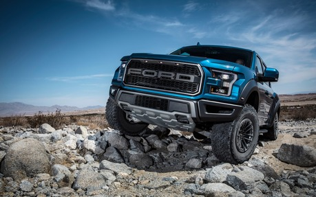 Ford Raptor Shelby 2017 >> Ford F 150 Raptor May Get Shelby Gt500 S 700 Hp V8 The Car
