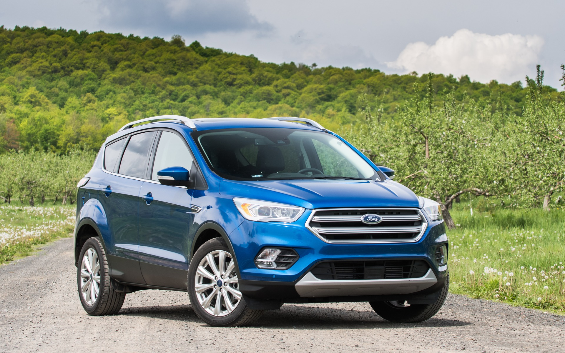Current-generation Ford Escape