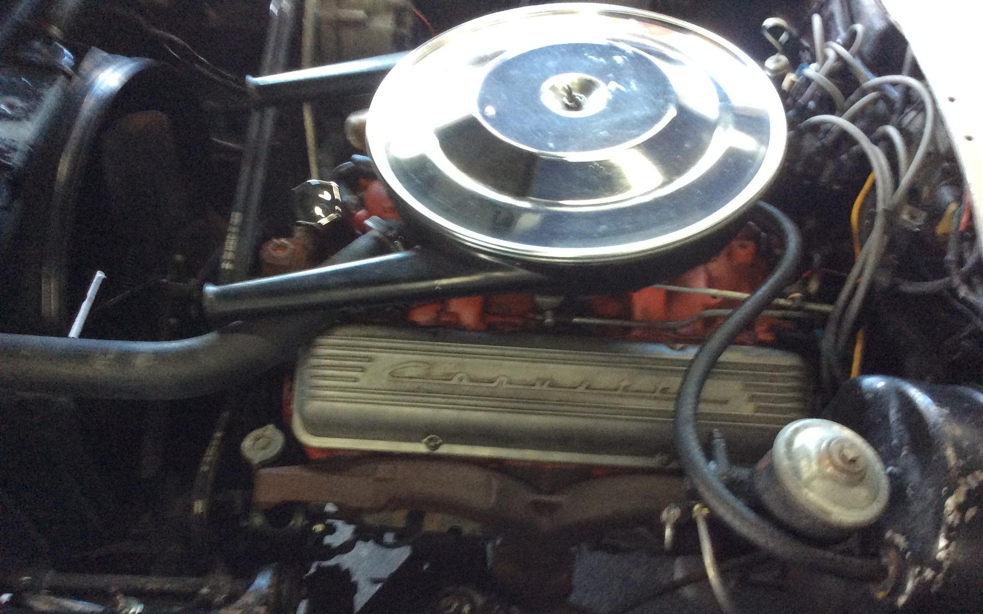 Chevrolet Corvette 1963 : le rêve du collectionneur 372145_1963_Chevrolet_Corvette