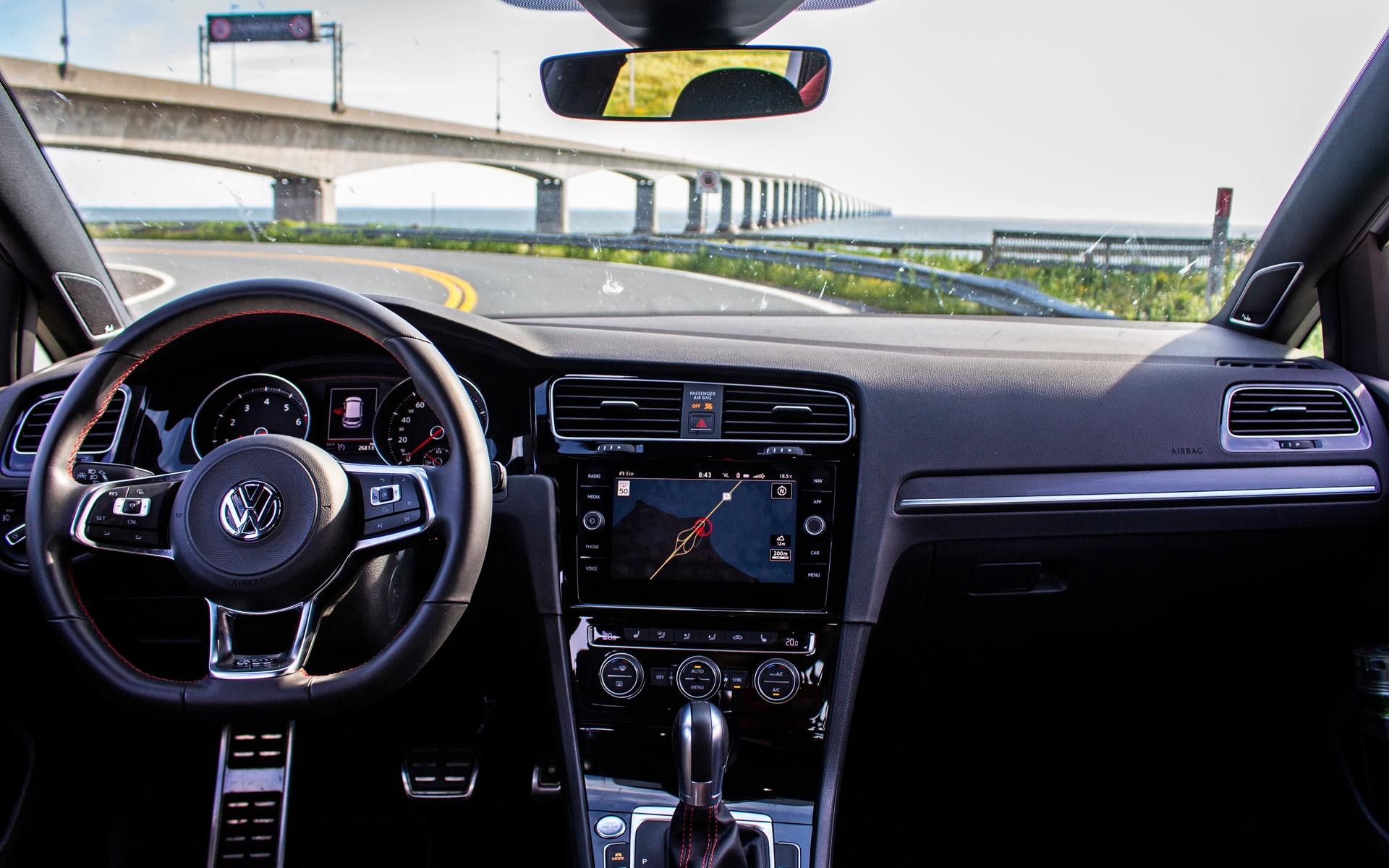 <p>Volkswagen Golf GTI</p>